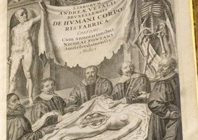 De humani corporis fabrica librorum epitome by Andreas Vesalius