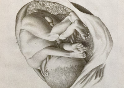 Icones uteri humani observationibus illustratae by Johann Georg Roederer